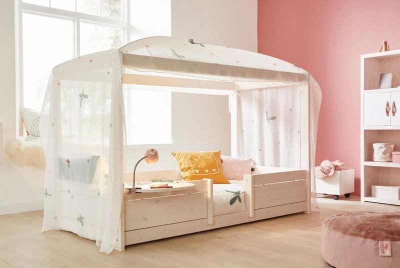 Lifetime Whitewash Bed.Lifetime Kidsrooms 4 In 1 Bed Fairy Dust Ps Slapen