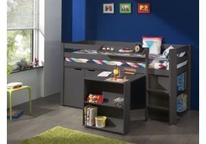 Pino-Halfhoogslaper-met-bureau-en-boekenkast