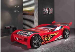 Autobed-Le-Mans-rood -PSSlapen.nl