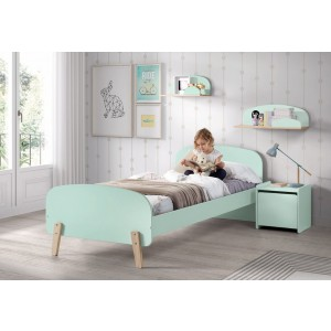 Kiddy-bed-mintgroen
