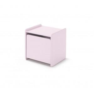 Nachtkastje-Kiddy-roze