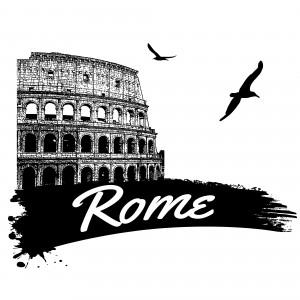 Schuimmatras Rome