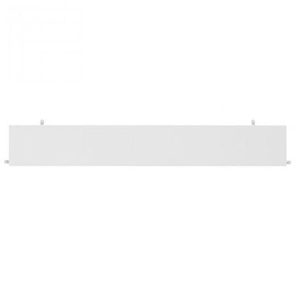 Afdekplaten onderkant hoofd-/voeteneinde voor 140x200 - 2 stuks
