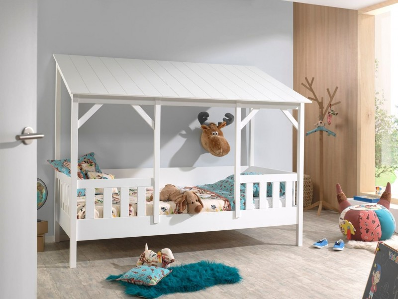 Kids-House-bed-wit