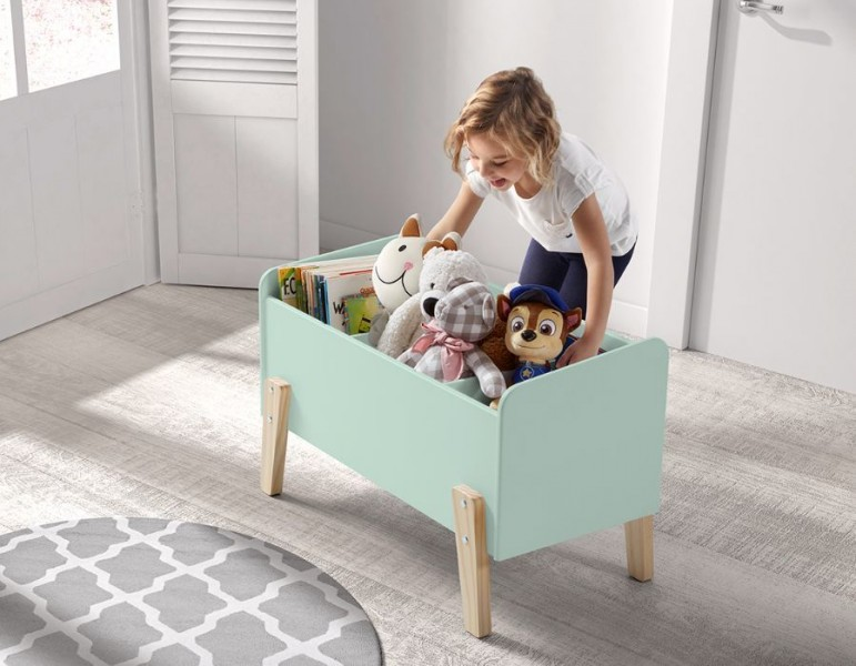 Kiddy Speelbox mintgroen