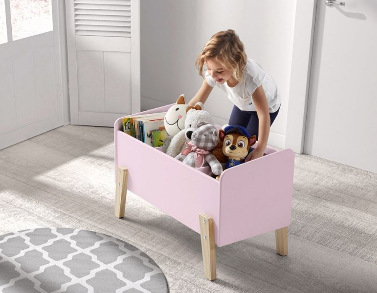 Kiddy Speelbox roze