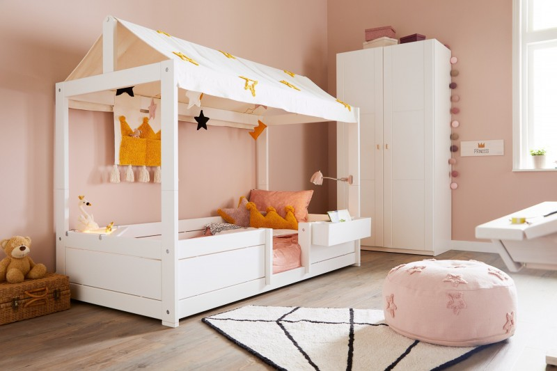 Lifetime_4in1-bed_Princess-Stars_PSSlapen