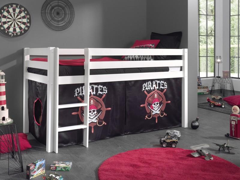 Halfhoogslaper-Wit-met-tent-Piraten